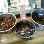魚孝鮮魚センター - 惣菜もあります。