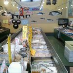 魚孝鮮魚センター - 店内風景