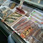 魚孝鮮魚センター - 魚売り場・2