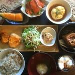 ゆくるカフェ 華風 - 料理写真: