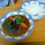 52952289 - 「ベーコンエッグ野菜」                       1,100円