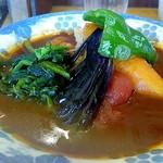 52952290 - 「ベーコンエッグ野菜」                       1,100円