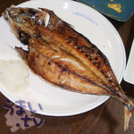 サスヨ海産 - 尾赤アジのひもの
