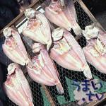 サスヨ海産 - 甘鯛のひもの