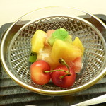 懐石料理 桝田 - デザート