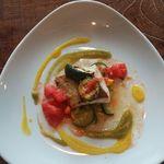 野菜レストランさいとう - 魚料理