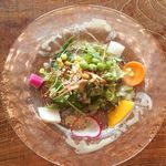 野菜レストランさいとう - 冷前菜