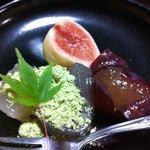 三滝茶屋 - デサートまでもが美味しかった。