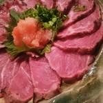 にしおぎおぶち - 山形県産 和牛のたたき
