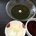 JIVA食堂 - アカモク