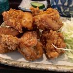 炭火焼鶏ことり - からあげ定食(800円) 肉増し(100円)