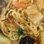 健・美・食 随苑 - 麺のアップ