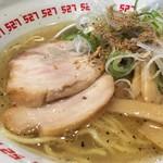 isemiya 527 - 料理写真:塩ラーメン