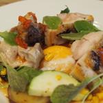 イタリア料理 アルディラ - メイン料理
