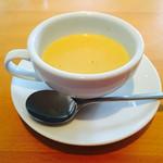 ピーエムエイ カフェ - 料理写真:コーンスープ