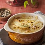 ALL DAY HOME - ナイトメニュー:ほくほくチーズグラタン