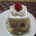 アンクルサム - 料理写真:ショートケーキ