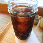 シェ アンディ ラボ - アイスコーヒー