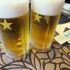 千房 - ドリンク写真:生ビール中_540円