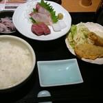 雑魚屋 - 雑魚屋ランチ(896円)