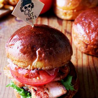 【食べるべき一品】ハンバーガー