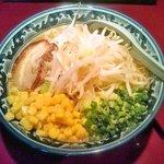 麺匠 佐蔵 - 野菜味噌らぅめん 750円