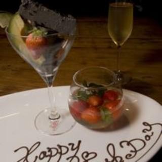 特製デザート、ケーキ!!【要予約】