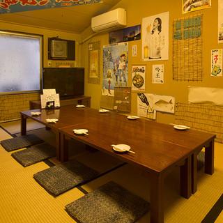 【個室】3階のゆったり広々お座敷(8~12名様)