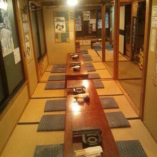 【個室】中規模宴会におすすめのお座敷席(12~15名様)