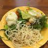 ブロンコビリー - 料理写真:サラダバーから選んだサラダ