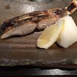52998680 - 焼き魚 サワラ