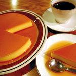 カフェ・ココロ - プリンセット