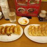 とんきっき - 豚バラ餃子/肉餃子