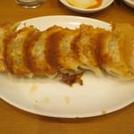 とんきっき - 豚バラ餃子
