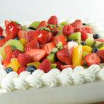 パティスリーココアンジュ - 【特注ケーキ】用途やご希望の大きさでお作りします。世界で一つだけの特別なケーキはいかがですか?お気軽にご相談ください。