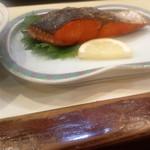 かやしま - 紅鮭300円