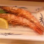 かやしま - 赤海老塩焼き