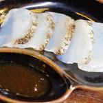 遊亀 - こんにゃくの刺身