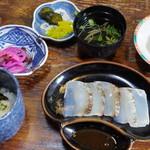 遊亀 - うずめ飯定食
