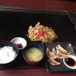 53002719 - ランパス 選べる鉄板焼き定食