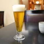 末げん - 生ビール