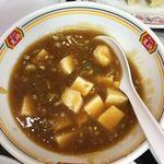 餃子の王将 - 麻婆豆腐