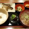 赤松茶屋 - 料理写真:2016年5月 いなか定食【970円】体によさそう~(^^)