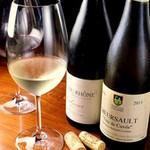 街角グラス - ドリンク写真:ワイン