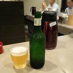 つけ麺 五ノ神製作所 - ハートランドビール