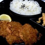 松乃家 - ヒレかつ定食690円