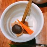 おやど二本の葦束 - 料理写真:野菜の炊き合わせ