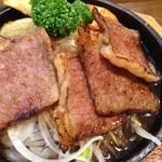シャトー赤坂 - のしろ牛のランチ