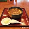 柿の木坂 更科 - 料理写真:2016 柿の木坂 更科 小岩店  カレー南ばん
