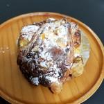 レ・ミュウ - 料理写真:「マロングラッセと鳴門金時のデニッシュ」